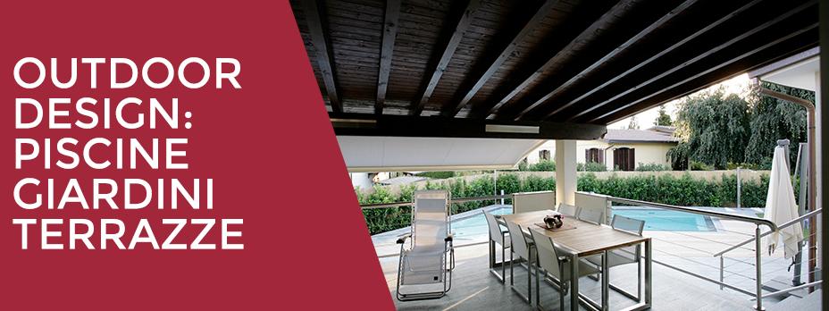 Progettazione giardini piscine spazi esterni bf interni for Progettazione spazi interni