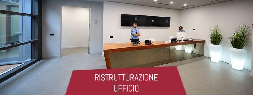 ristrutturazione ufficio BF Interni